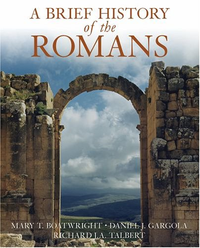 9780195187144: A Brief History of the Romans