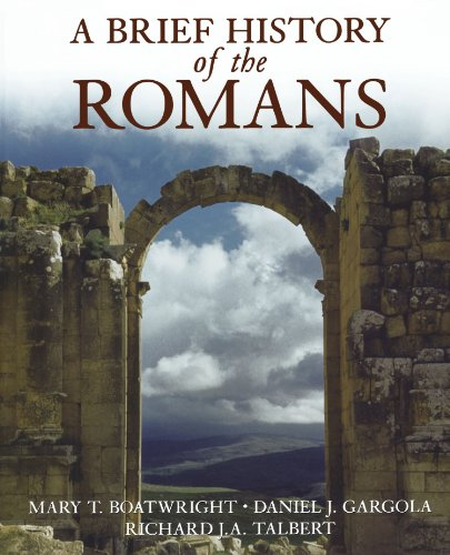 9780195187151: A Brief History of the Romans