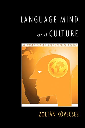 9780195187205: Language, Mind, and Culture: A Practical Introduction