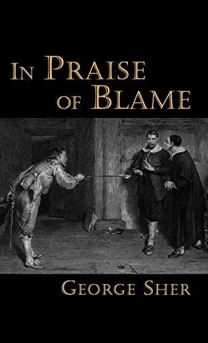 9780195187427: In Praise of Blame
