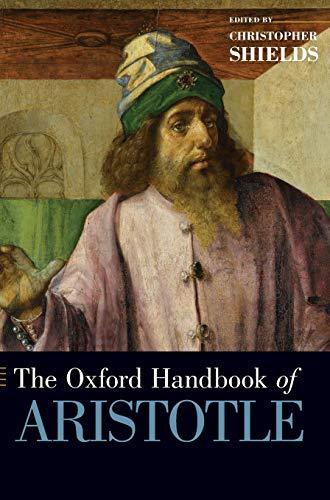 9780195187489: The Oxford Handbook of Aristotle
