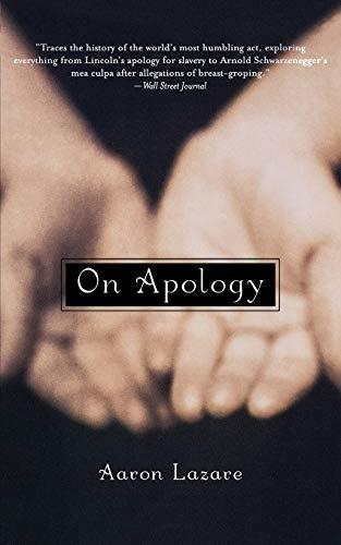 9780195189117: On Apology