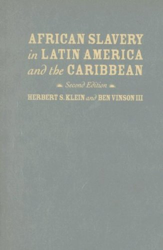 9780195189414: African Slavery in Latin America and the Caribbean