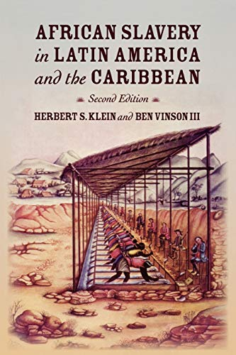9780195189421: African Slavery in Latin America and the Caribbean