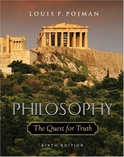 9780195189445: Philosophy: The Quest for Truth