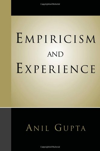 9780195189582: Empiricism and Experience