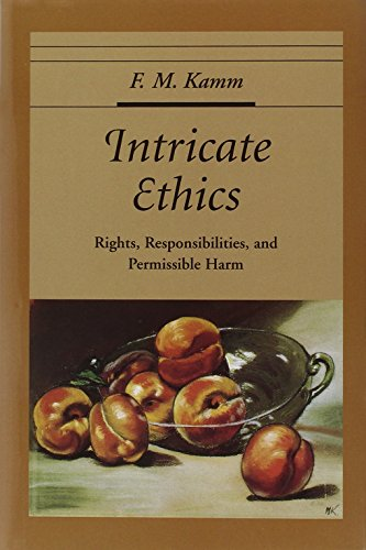 9780195189698: Intricate Ethics: Rights, Responsibilities, and Permissible Harm (Oxford Ethics Series)