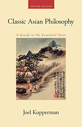 9780195189810: Classic Asian Philosophy: A Guide to the Essential Texts