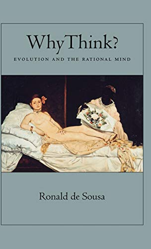 9780195189858: Why Think?: The Evolution of the Rational Mind