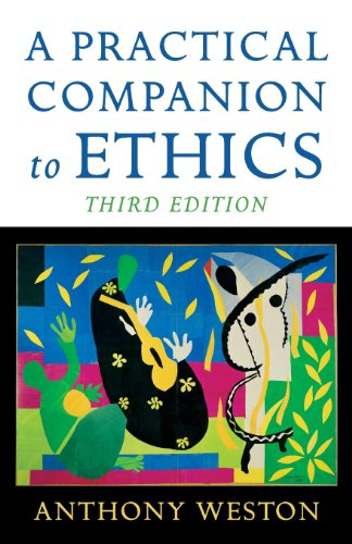 9780195189902: A Practical Companion to Ethics
