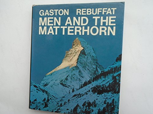 9780195190595: Men and the Matterhorn