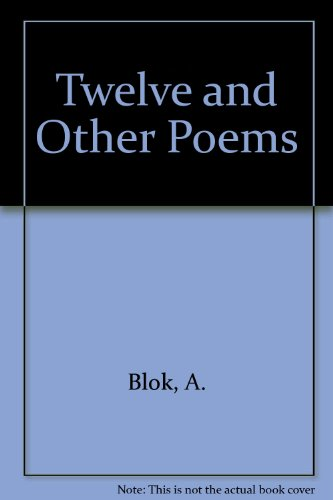 9780195191318: Twelve and Other Poems