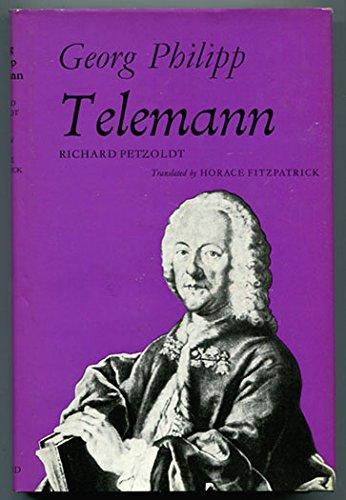 Georg Philipp Telemann: Petzoldt, Richard