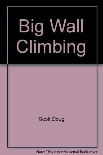 9780195197679: Big wall climbing