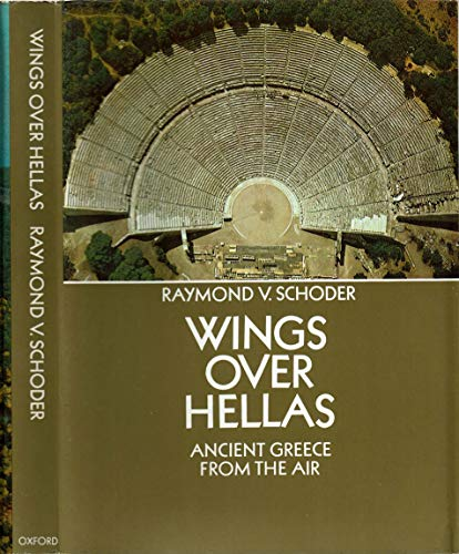 Wings Over Hellas : Ancient Greece From the Air