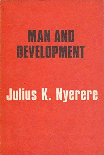 9780195197853: Man and Development