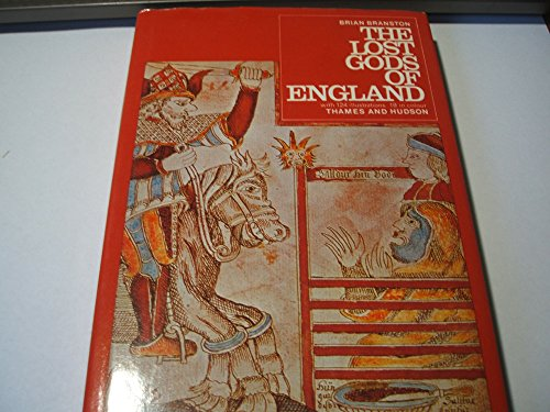9780195197969: The Lost Gods of England