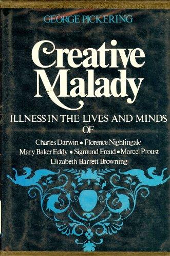 9780195198003: Creative Malady