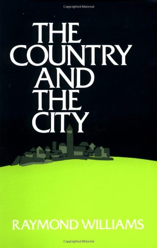 9780195198102: The Country and the City