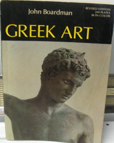 9780195199178: Greek Art