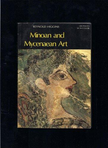 9780195199185: Minoan and Mycenaean Art [Paperback] by Higgins, Reynold
