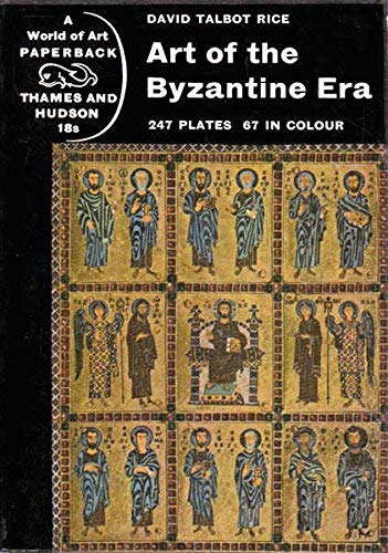 9780195199253: Art of the Byzantine Era