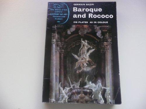 9780195199277: Baroque and Rococo