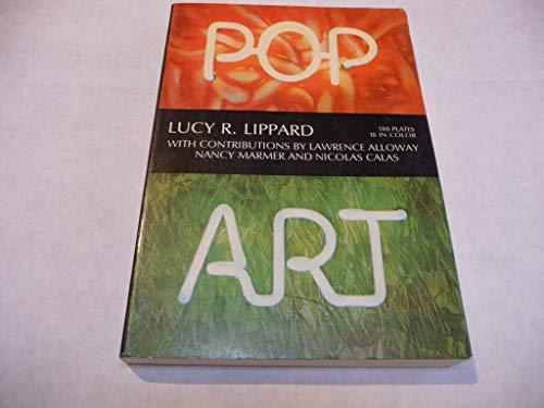 Pop Art (0195199375) by Lucy R. Lippard