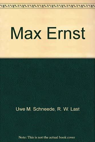9780195200041: Max Ernst