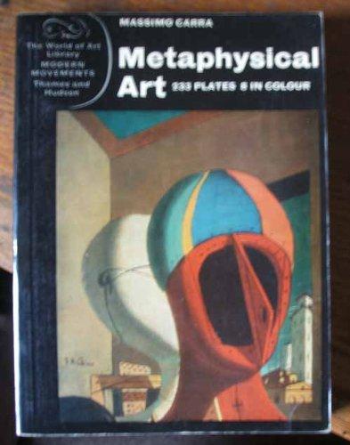 9780195200089: Metaphysical Art