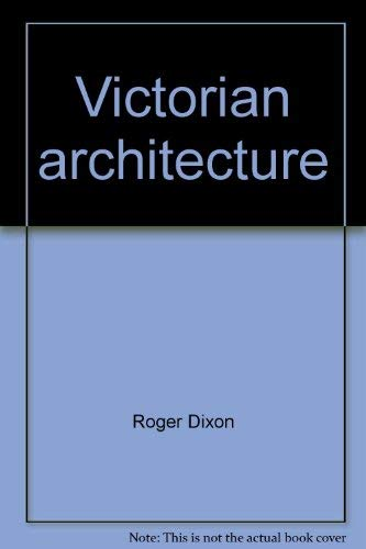 9780195200485: Victorian architecture ([The World of art])