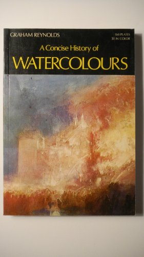 9780195200515: A Concise History of Watercolours