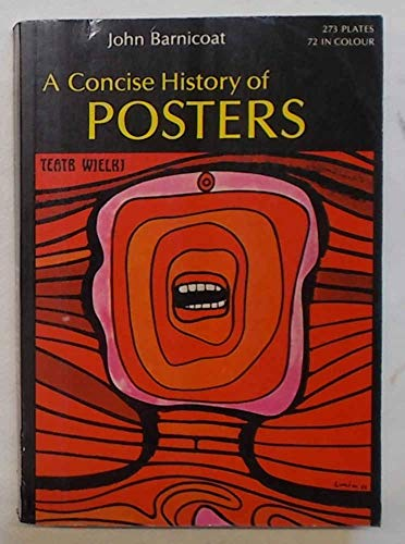 9780195201314: A concise history of posters (The World of art)