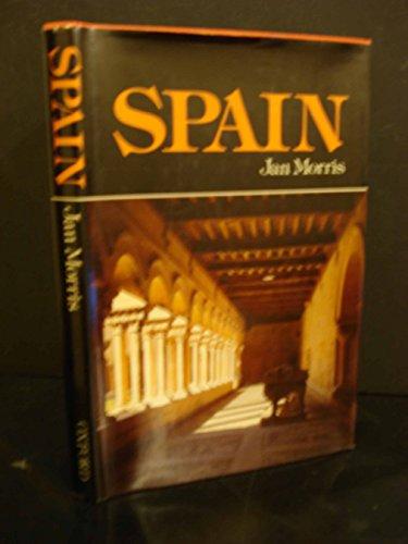 Spain (0195201698) by Jan Morris