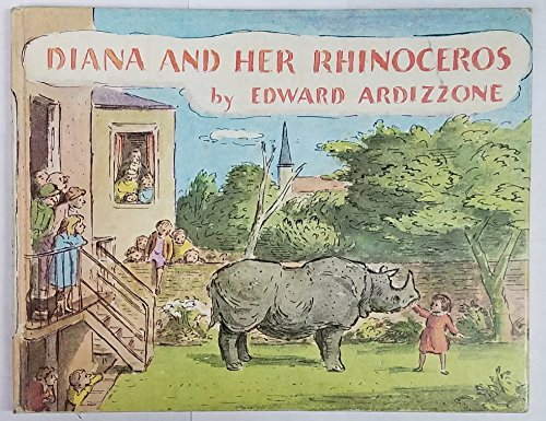 9780195201727: Diana and Her Rhinoceros