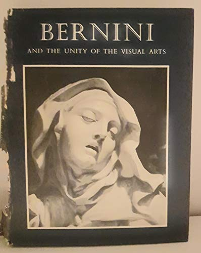9780195201840: Bernini and the Unity of the Visual Arts (The Franklin Jasper Walls lectures)