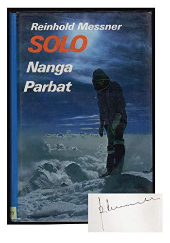 9780195201963: Solo: Nanga Parbat