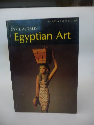 9780195202243: Egyptian art, in the days of the pharaohs, 3100-320 BC (World of art)