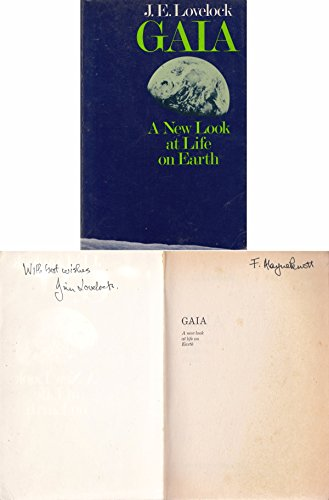 9780195203585: Gaia: A New Look at Life on Earth