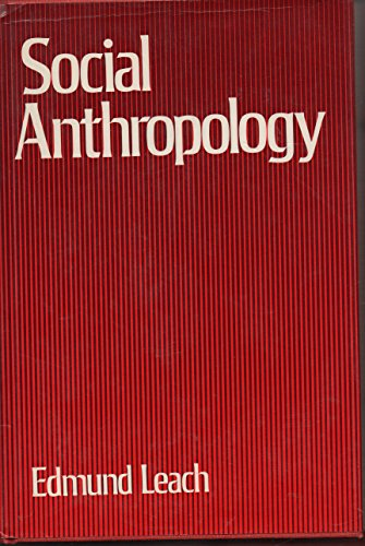 9780195203714: Social Anthropology (Masterguides)