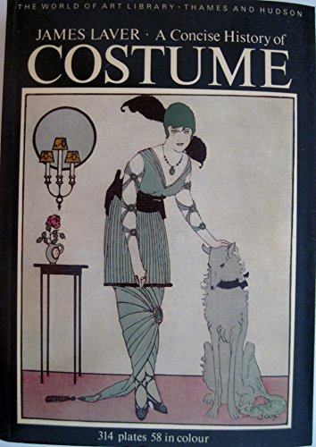 9780195203790: Concise History of Costume