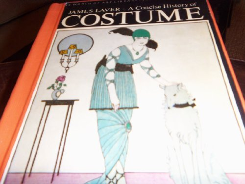 9780195203790: A Concise History of Costume