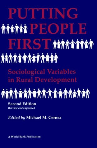 9780195204650: Putting People First: Sociological Variables in Rural Development