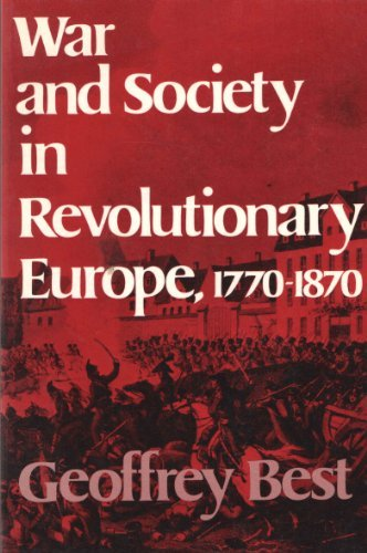 9780195205015: War and Society in Revolutionary Europe, 1770-1870