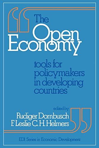 9780195207095: The Open Economy: Tools for Policymakers in Developing Countries (EDI Series in Economic Development)