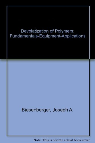 9780195207217: Devolatilization of Polymers: Fundamentals -- Equipment -- Applications (Hanser Publishers)