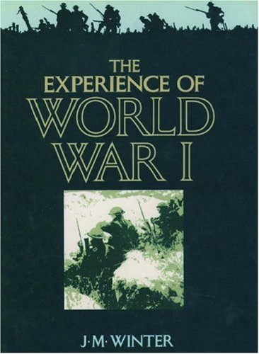 9780195207767: The Experience of World War I