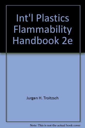 9780195207972: International Plastics Flammability Handbook: Principles - Regulations - Testing and Approval (Hanser Publishers)