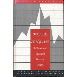9780195208917: Boom, Crisis, and Adjustment: The Macroeconomic Experience of Developing Countries (A World Bank Book)