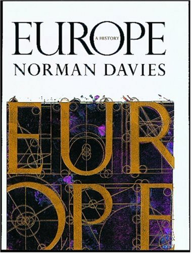 9780195209129: Europe: A History